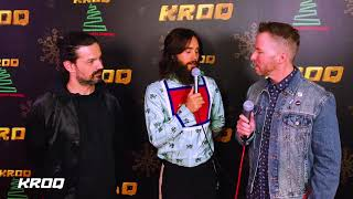 Baixar Thirty Seconds To Mars Interview - KROQ Almost Acoustic Christmas 2017