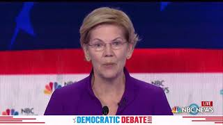 WATCH: Warren on why the economy isn't working for everyone