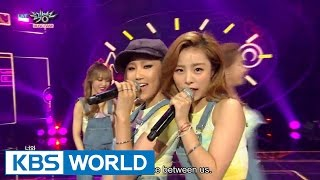 MAMAMOO - Um Oh Ah Yeh | 마마무 - 음오아예 [Music Bank HOT Stage / 2015.07.10]