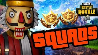 NEW SEASON 7 BATTLE PASS GRIND SQUAD WITH SUBSCRIBERS (Fortnite Battle Royale)