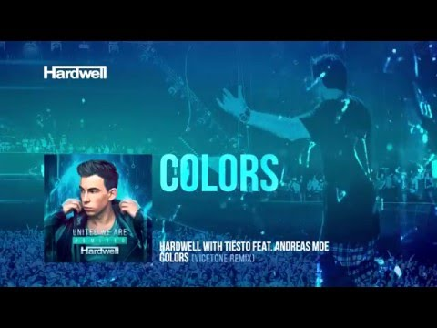 Hardwell & Tiësto feat. Andreas Moe - Colors (Vicetone Remix) [Cover Art]