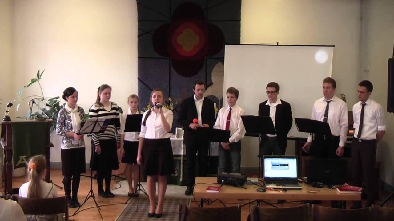 Musical ECGW Ostern 2013 - YouTube