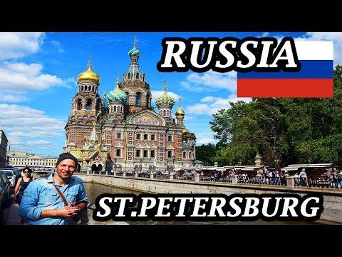 My Expat Diary - Russia (St.Petersburg, Mariinsky Ballet, Hermitage, Russian Museum) 08/10/2017