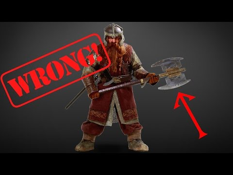 What medieval weapons would Dwarves REALLY use?