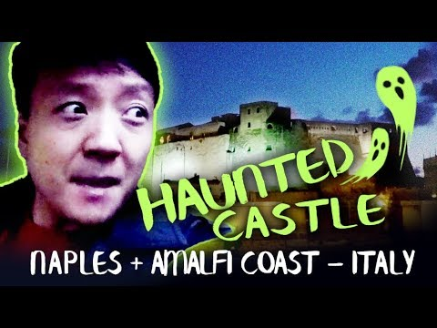 Italian Breakfast Buffet, EMERGENCY Nintendo & Haunted Castle In Naples & Amalfi Coast Italy