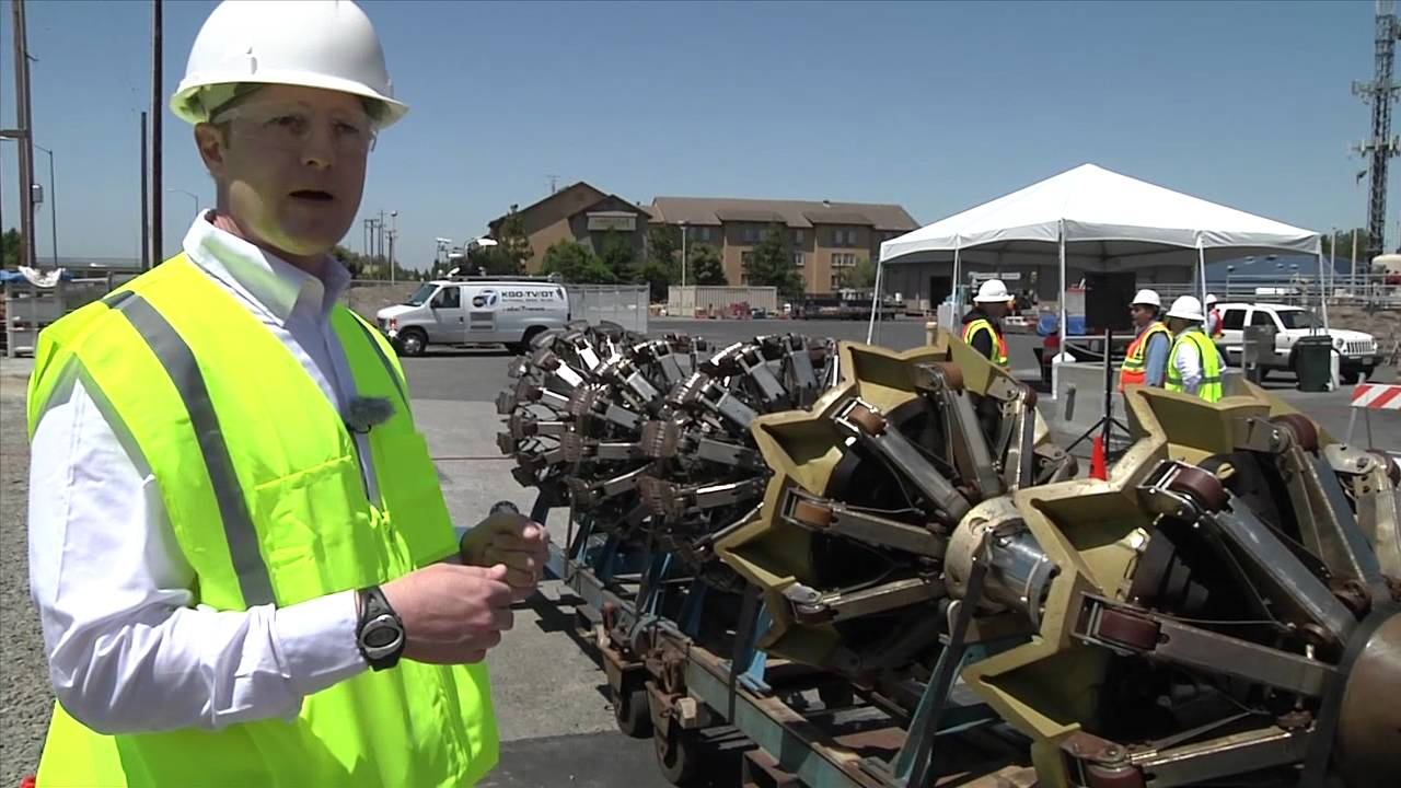 Gas Gauge Not Working >> PG&E Uses Smart-Pig Technology to Ensure Integrity of Gas ...