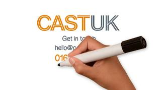 Cast UK are in search of Guest Bloggers!