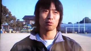 京都サンガで活躍中の渡邉大剛選手が、地元長崎県の母校で先輩でアナウ...