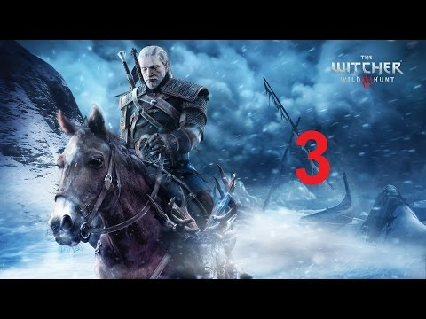 The Witcher 3 Wild Hunt Прохождение Серия 3 (Игра с огнем)