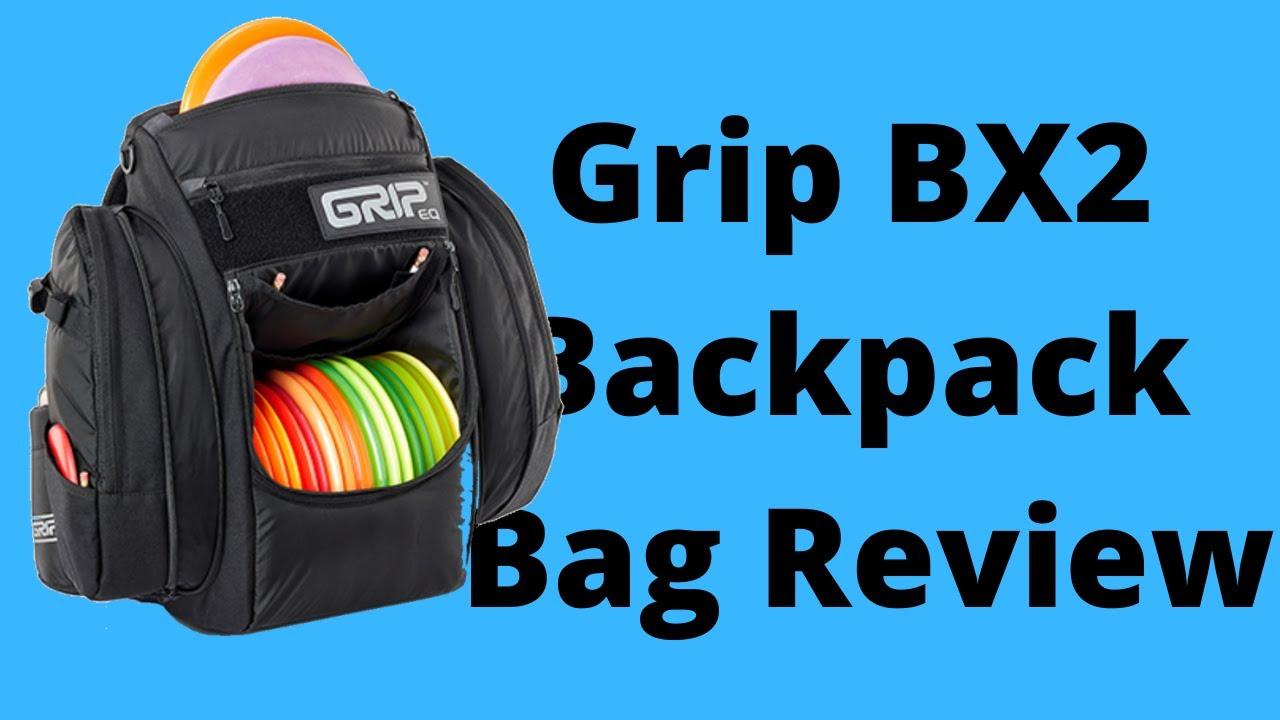 Download Grip BX2 Review | Disc Golf Coolness