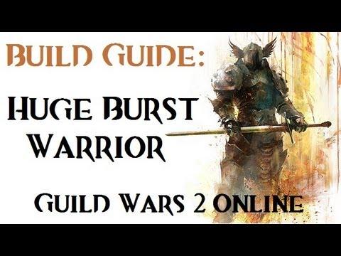 Guild Wars  Warrior Greatsword Build Pve