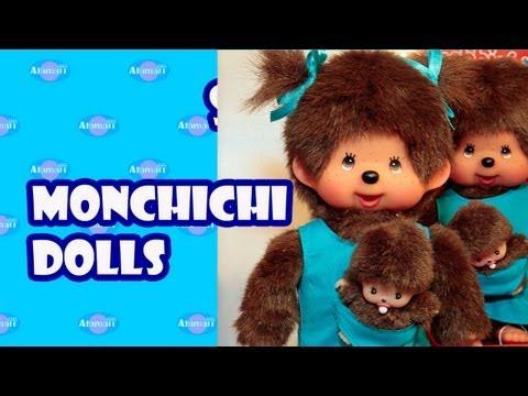 Monchichi Dolls for 2013