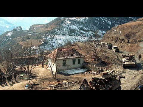 34 ОБрОН ВВ МВД РФ в Чечне. Аргунское ущелье (2 часть)