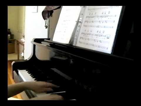 Mushaboom Feist Piano Voice Cover Youtube
