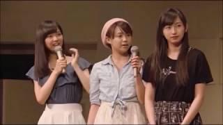 説明:Birthday Event 2014より ゲスト:ゆか、さゆき、あーりー.