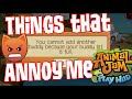 Things That Annoy Me In Animal Jam Play Wild