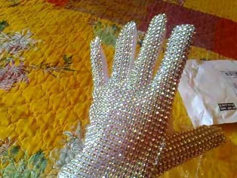 Unboxing My New Michael Jackson Billie Jean Glove