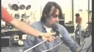 Fabrizio De André - Intervista prima del Concerto di Sarzana - 1981