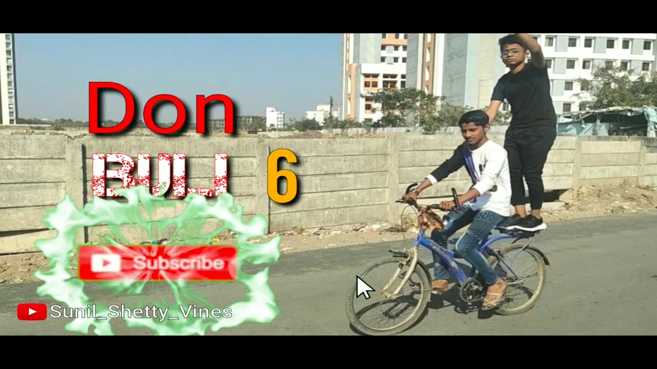Don Bijli part - 6 डॉन बिजली || Sunil Shetty Vines || #comedy video || MS Shetty Creation