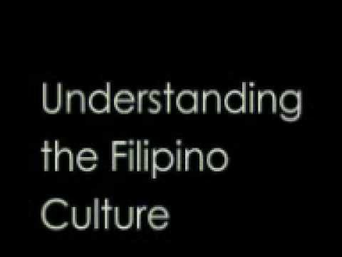 UNDERSTANDING THE FILIPINO CULTURE message 1.62