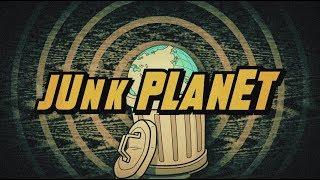 Michael Monroe – Junk Planet (Official Lyric Video)