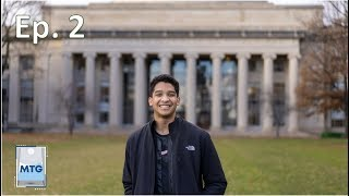 A Day in the Life of an MIT Aerospace Engineering Student Ep. 2