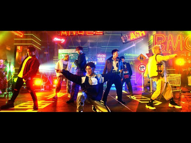 GENERATIONS from EXILE TRIBE「G-ENERGY」MV