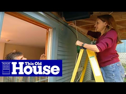 how to wire outdoor speakers this old house youtube rh youtube com adding outdoor speakers to travel trailer adding outdoor speakers to travel trailer