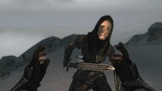 Attack of the Zombie Nicolas Cage - Top 5 Skyrim Mods of the Week