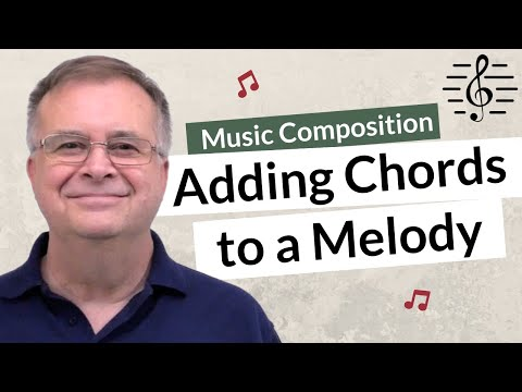 Finding Chords to Fit a Melody - Quick Tip!