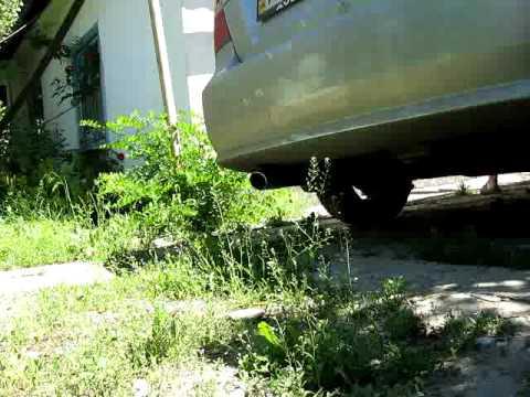Глушитель UNIMIX - Chevrolet Aveo