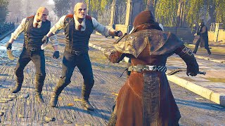 Assassin's Creed Syndicate - Master Assassin Serrated Death Rampage & Epic Open World Action