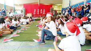Papai Noel dos Correios entrega presentes para crianças em Pouso Alegre