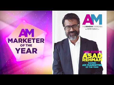 Unilever's Asad Ur Rehman Wins AM's 'Marketer Of The Year' 2018