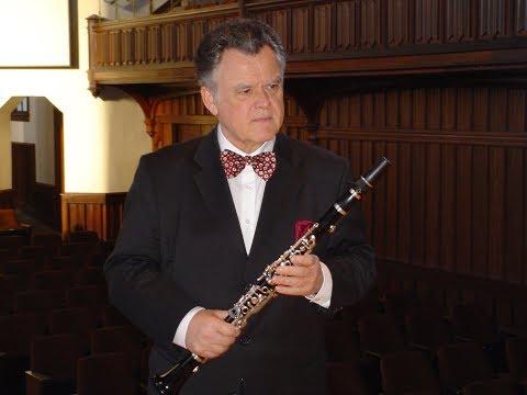 "Mercadante's ""Clarinet Concerto in B-flat"" -- Karl Leister (1979)"