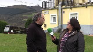 Entrevista Isaac Campo, residencia San Pedro / El Campo de Asturias