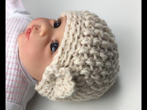 Häkeln Baby Mütze Woolly Hugs Sheep Veronika Hug