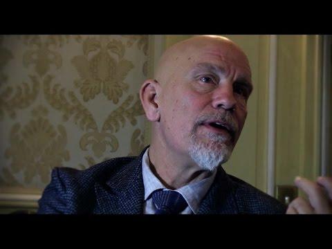 John Malkovich - Interview pour Casanova Variations