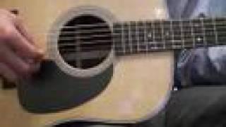 新しいギターで歌ってみました^^音は少し上げました.