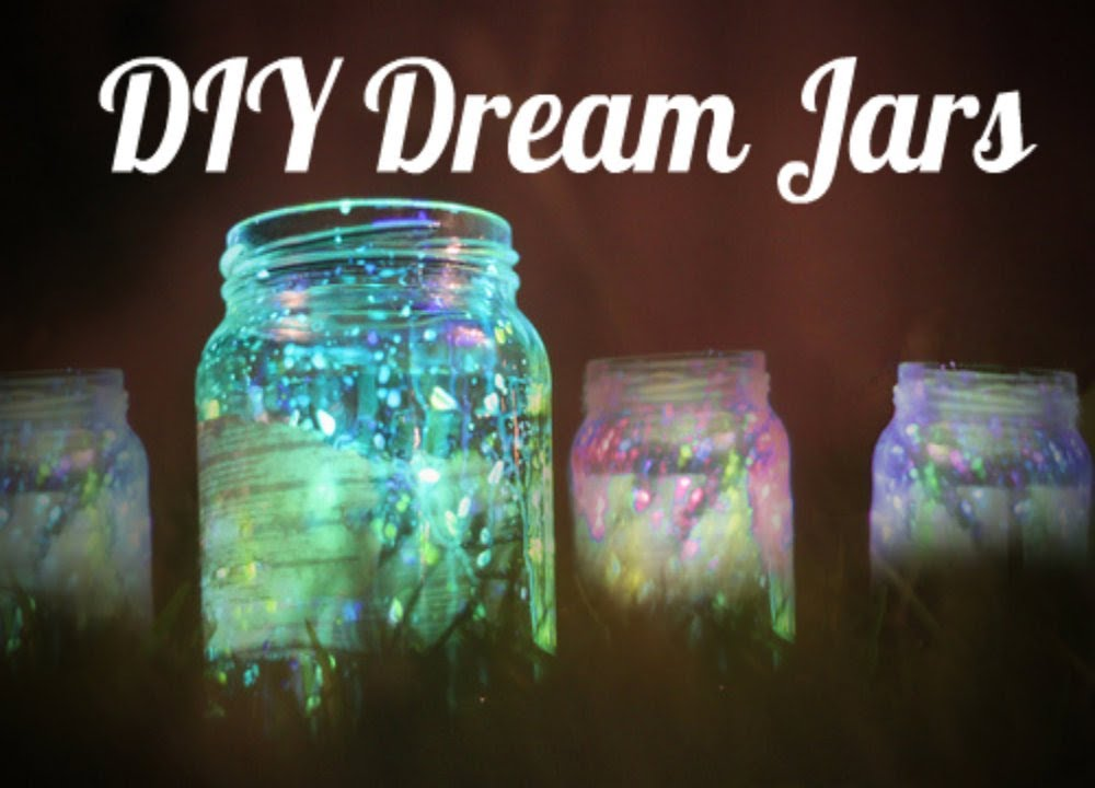 DIY Dream Jars YouTube Inspiration Dream Catcher Jar