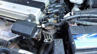 Opel AGR reinigen / Reparatur / ersetzen X20XEV