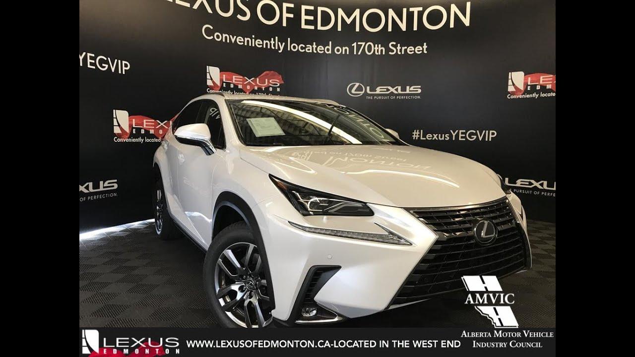 Used 2019 Lexus NX 300 DEMO UNIT - LUXURY PACKAGE for Sale
