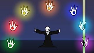 Undertale 地域傳說 動畫翻譯_光子讀數:負 Yet Darker - Undertale Animation thumbnail