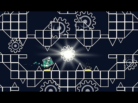 "Layout : ""ℵₒ""(Aleph 0) by Zhander l Geometry dash"