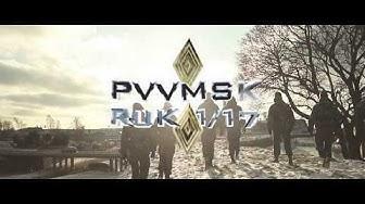 PVVMSK RUK 1/17 - KOTIMATKALLA