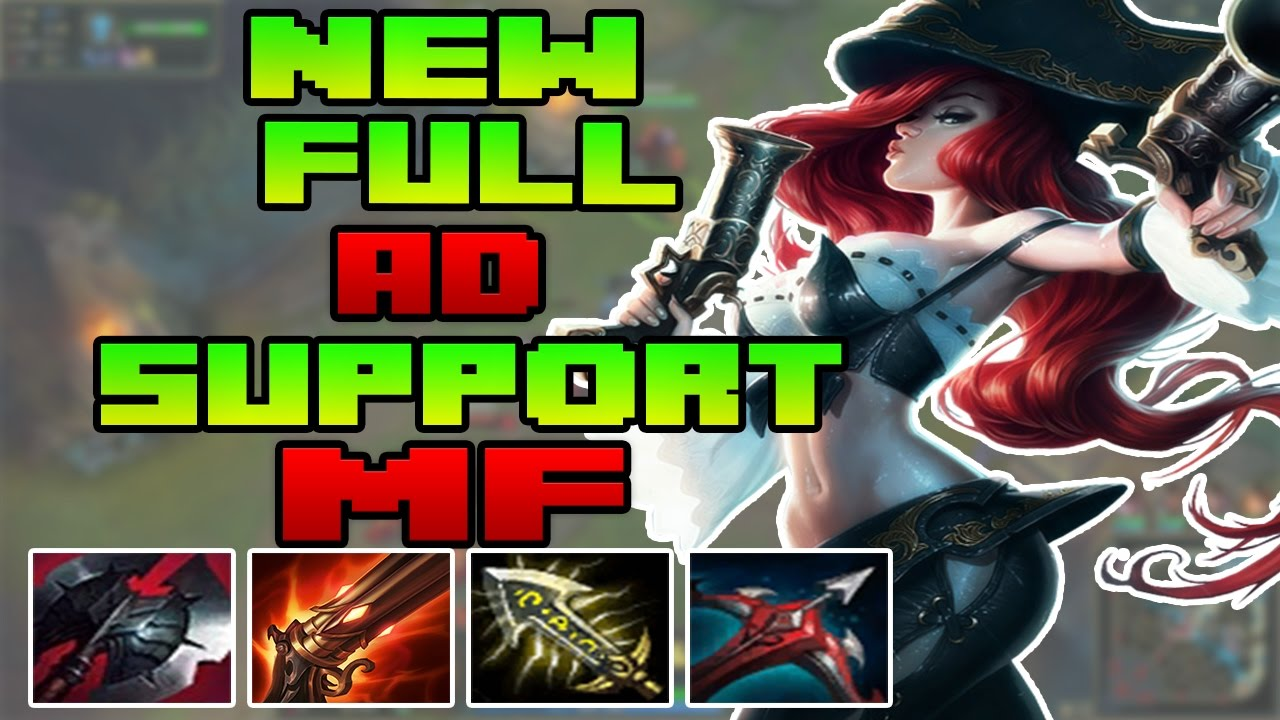 Miss Fortune Build Patch