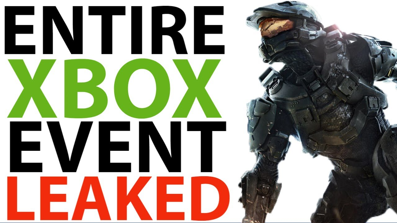 ENTIRE Xbox Series X Event LEAKED | New AAA Xbox Games | New Hardware | Xbox News