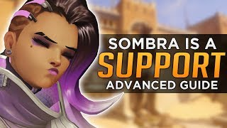Overwatch: Sombra Is A SUPPORT!