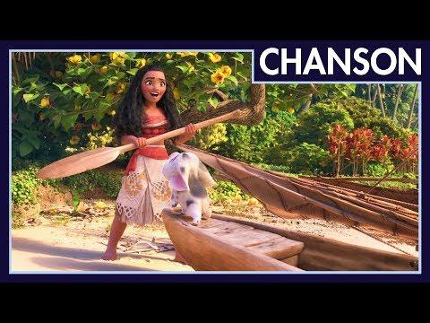 Vaiana, la légende du bout du monde - Le Bleu Lumière I Disney