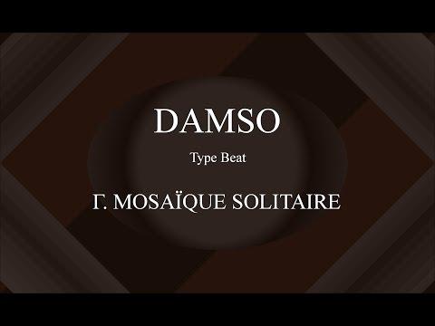 Damso - Mosaïque Solitaire (Instru Entière) [ Prod. By Enjel ]